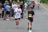 7347 Bill Burby 5-10K race 2012