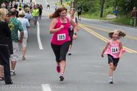 7349 Bill Burby 5-10K race 2012