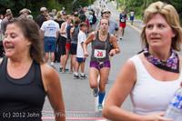 7357 Bill Burby 5-10K race 2012