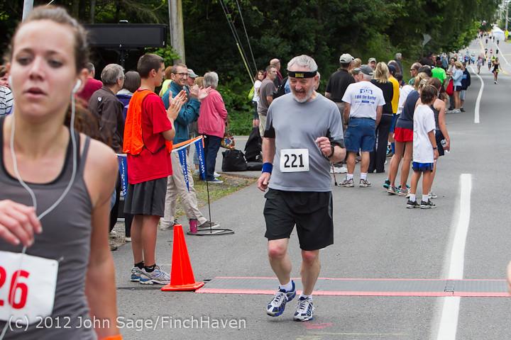 7360 Bill Burby 5-10K race 2012
