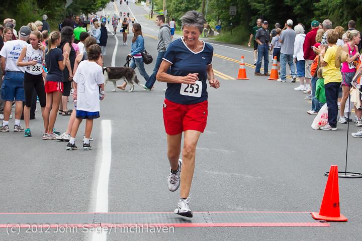 7361 Bill Burby 5-10K race 2012