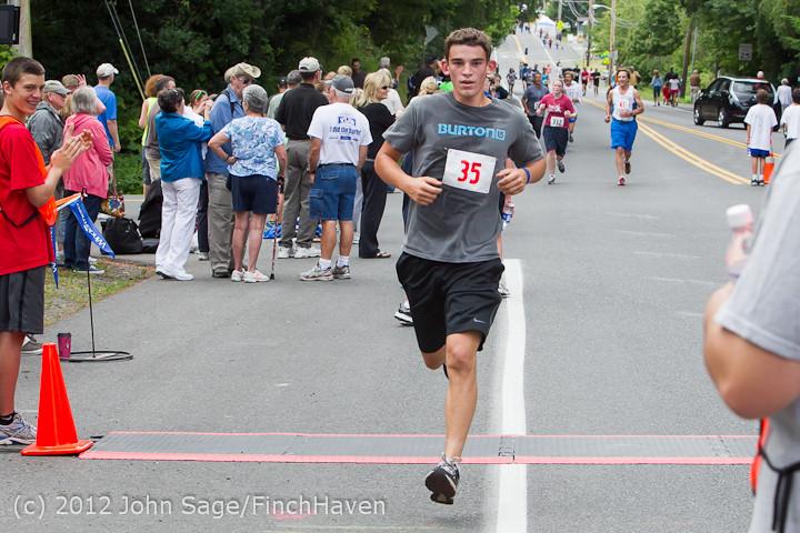 7380 Bill Burby 5-10K race 2012