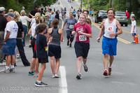 7381 Bill Burby 5-10K race 2012