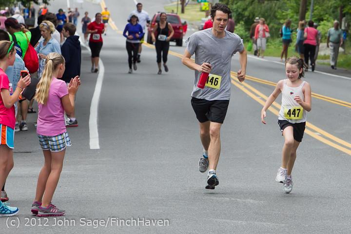 7404 Bill Burby 5-10K race 2012