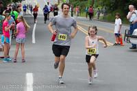 7407 Bill Burby 5-10K race 2012