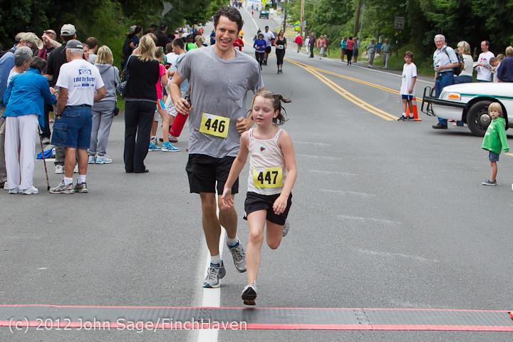 7409 Bill Burby 5-10K race 2012