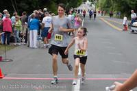 7410 Bill Burby 5-10K race 2012
