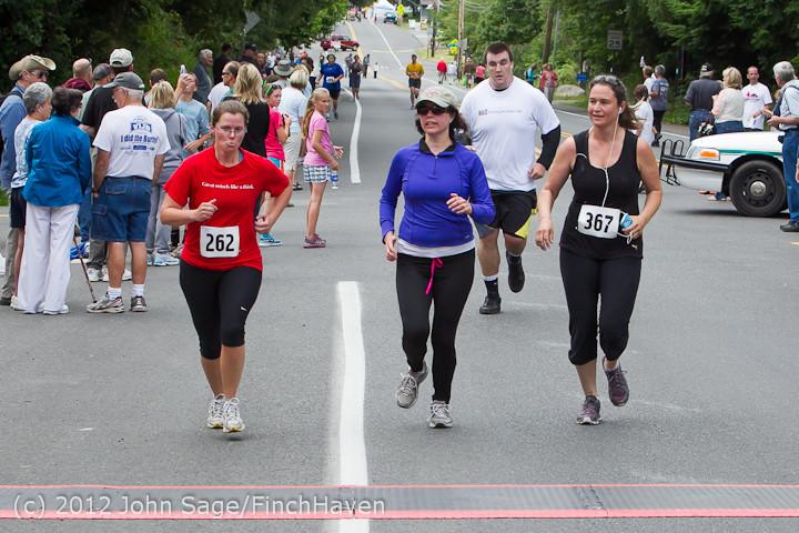 7413 Bill Burby 5-10K race 2012