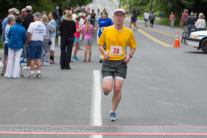7415 Bill Burby 5-10K race 2012