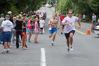 7424 Bill Burby 5-10K race 2012