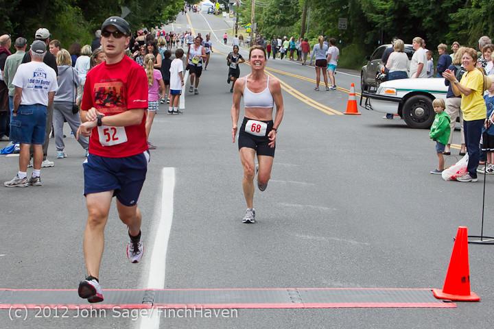 7429 Bill Burby 5-10K race 2012