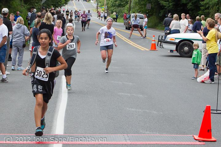 7435 Bill Burby 5-10K race 2012