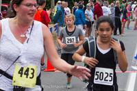 7437 Bill Burby 5-10K race 2012