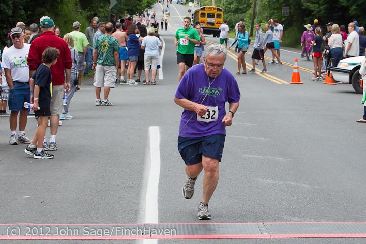 7451 Bill Burby 5-10K race 2012