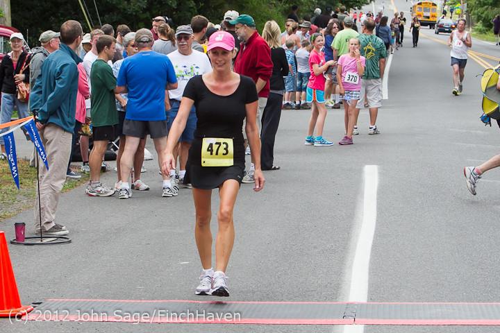 7459 Bill Burby 5-10K race 2012
