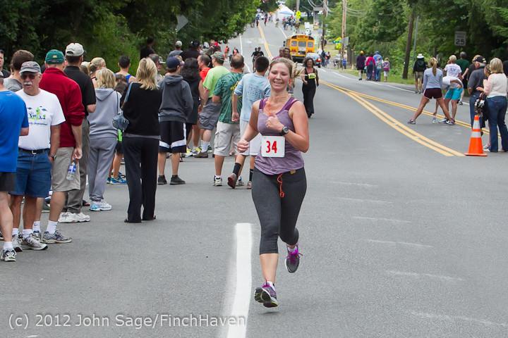 7462 Bill Burby 5-10K race 2012