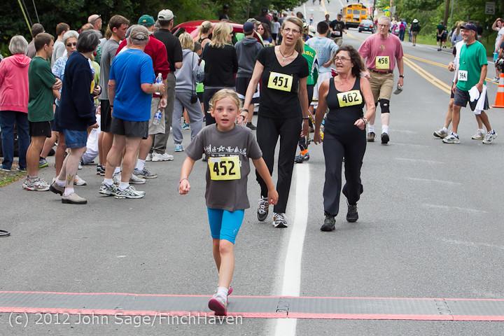 7469 Bill Burby 5-10K race 2012