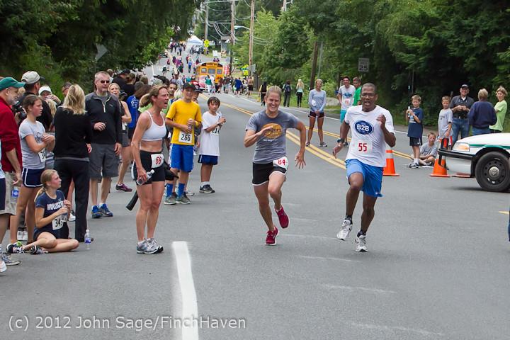 7484 Bill Burby 5-10K race 2012