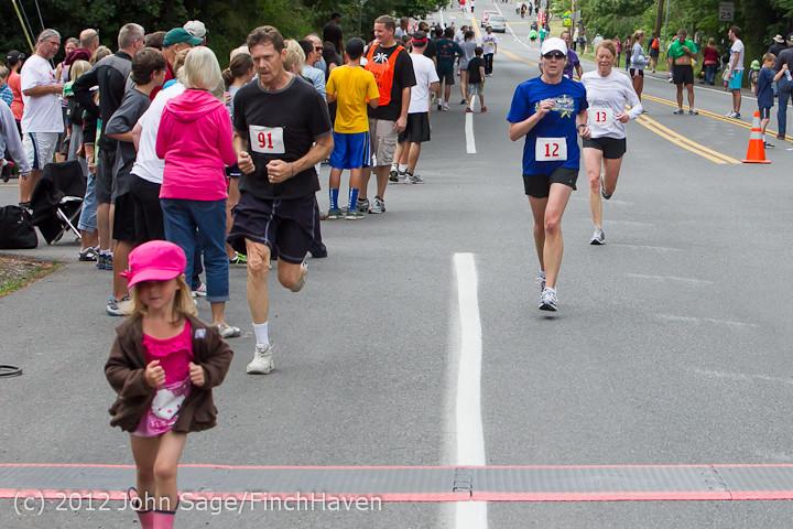 7517 Bill Burby 5-10K race 2012
