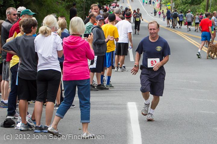 7542 Bill Burby 5-10K race 2012