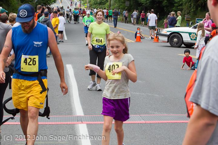 7553 Bill Burby 5-10K race 2012
