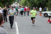 7555 Bill Burby 5-10K race 2012