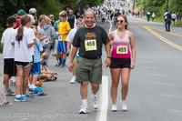 7575 Bill Burby 5-10K race 2012