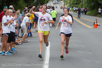 7583 Bill Burby 5-10K race 2012
