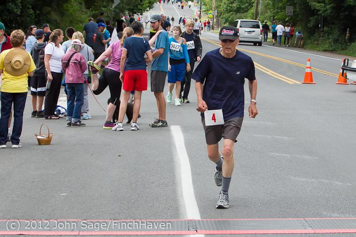 7620 Bill Burby 5-10K race 2012