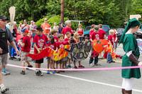 7629 Strawberry Festival Kids Parade 2012