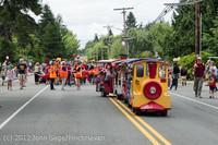 7631 Strawberry Festival Kids Parade 2012