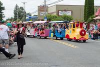 7643 Strawberry Festival Kids Parade 2012