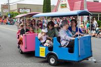 7644 Strawberry Festival Kids Parade 2012