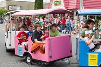 7645 Strawberry Festival Kids Parade 2012
