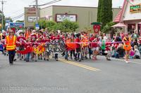 7649 Strawberry Festival Kids Parade 2012