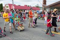 7658 Strawberry Festival Kids Parade 2012