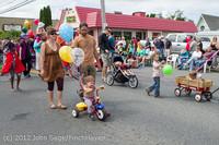 7664 Strawberry Festival Kids Parade 2012
