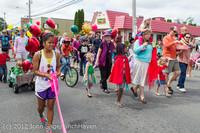 7666 Strawberry Festival Kids Parade 2012