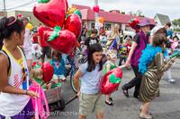 7668 Strawberry Festival Kids Parade 2012