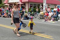 7676 Strawberry Festival Kids Parade 2012