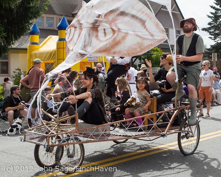 7688 Strawberry Festival Kids Parade 2012
