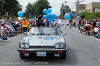 7721 Strawberry Festival Grand Parade 2012