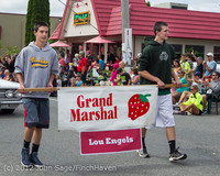 7765 Strawberry Festival Grand Parade 2012