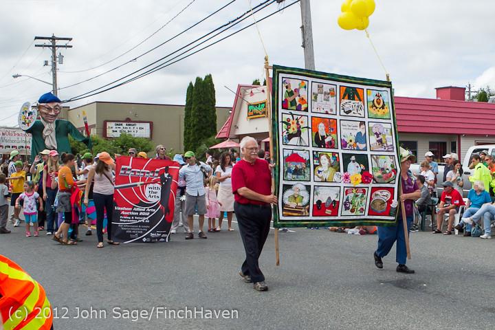 7812 Strawberry Festival Grand Parade 2012
