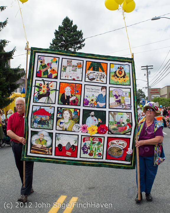 7816 Strawberry Festival Grand Parade 2012