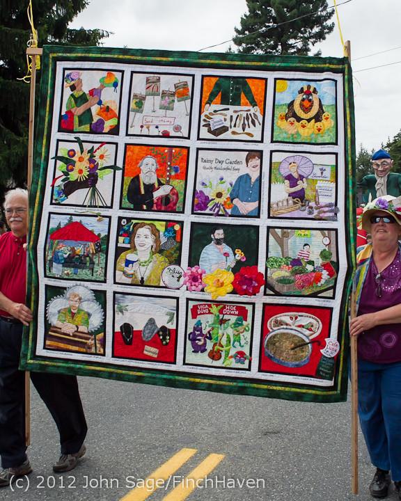 7817 Strawberry Festival Grand Parade 2012
