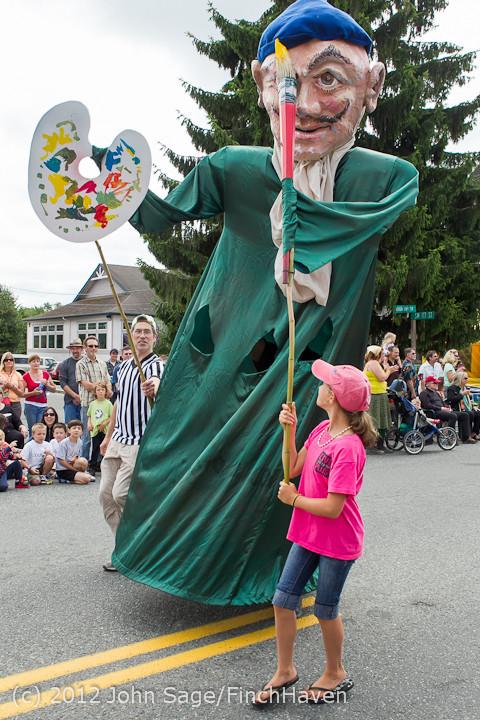 7836 Strawberry Festival Grand Parade 2012