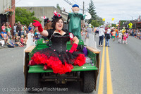 7855 Strawberry Festival Grand Parade 2012