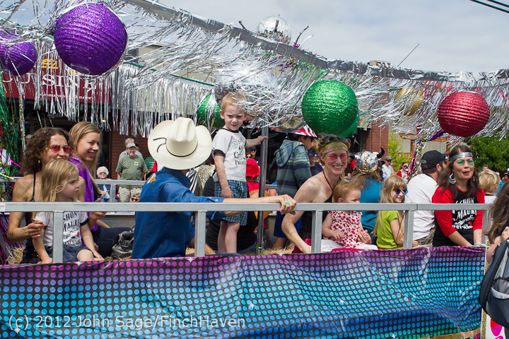 7948 Strawberry Festival Grand Parade 2012