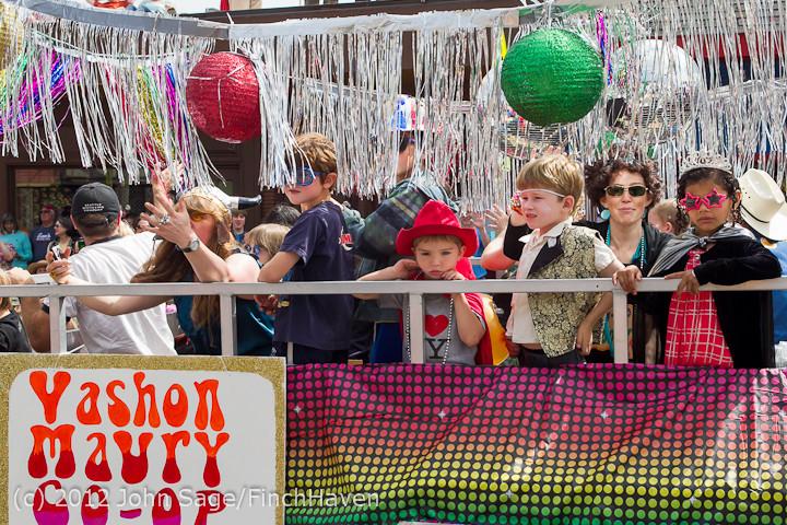 7951 Strawberry Festival Grand Parade 2012